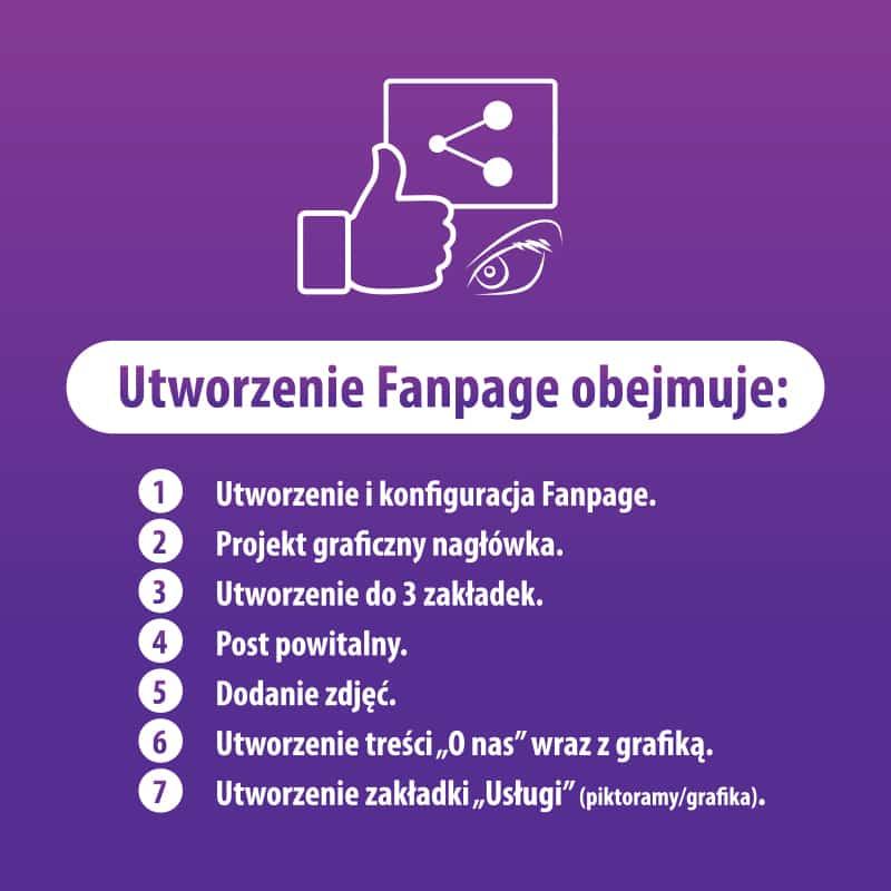 Utworzenie Fanpage