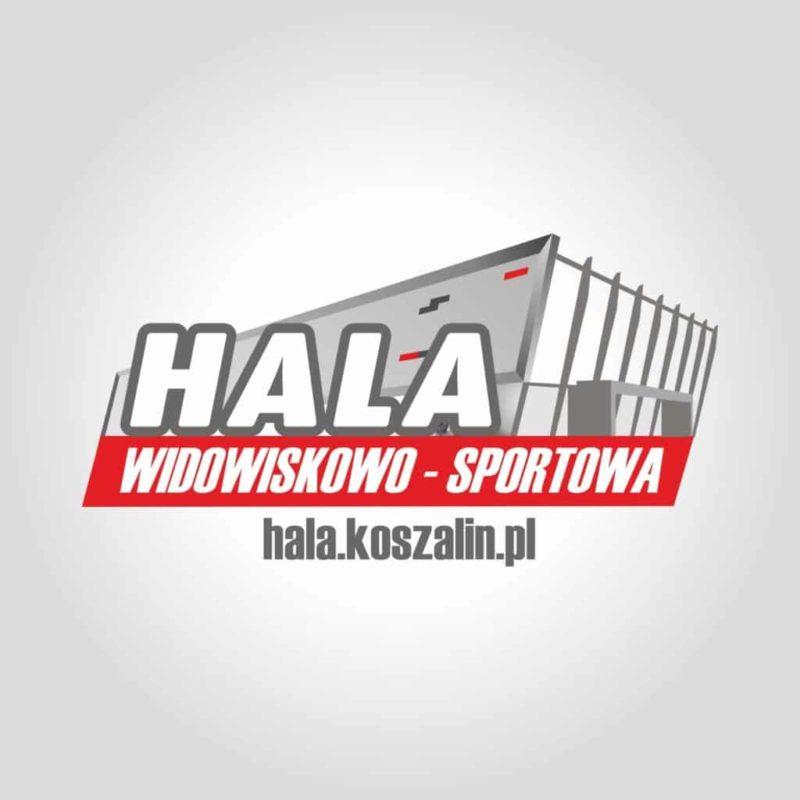 Projekt logo Hala Widowiskowo-Sportowa