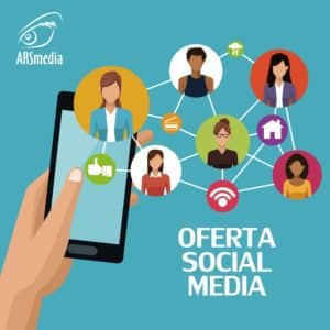 Social media marketing oferta
