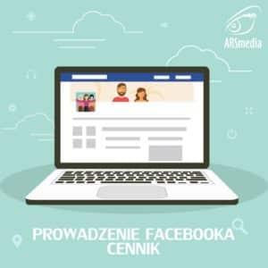 prowadzenie facebooka cennik