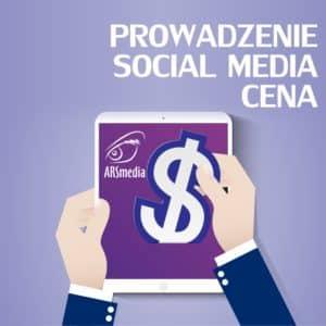 prowadzenie social media cena