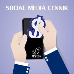 social media cennik