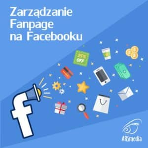 zarządzanie fanpage na facebooku