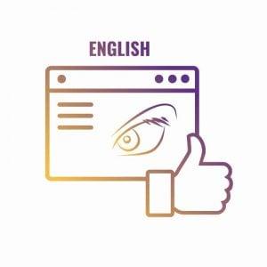 running instagram in english