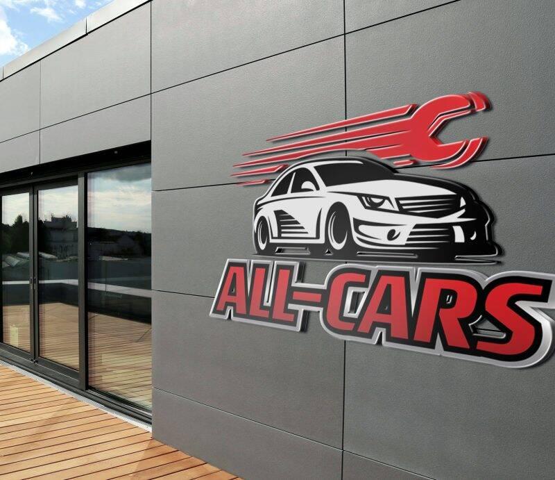 Projekt logo, wizytówka, witryna, reklama mobilna oraz wyklejanie samochodu