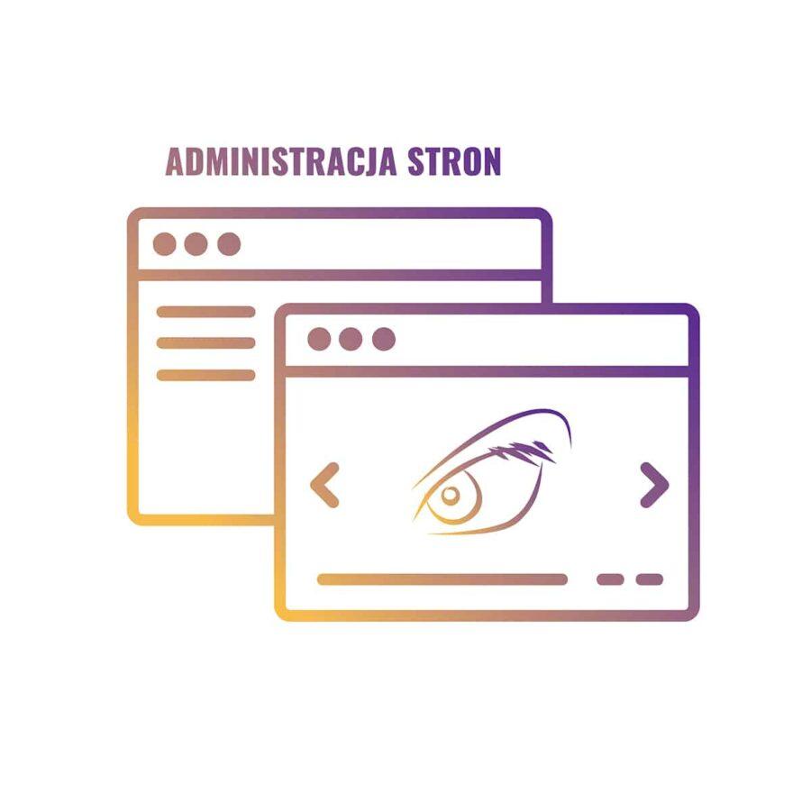 obsługa stron internetowych - administracja aktualizacja stron www